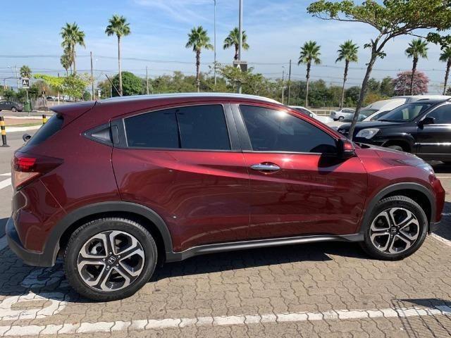 Honda HR-V Touring 2018 com GNV - Abaixo da FIPE - Foto 4