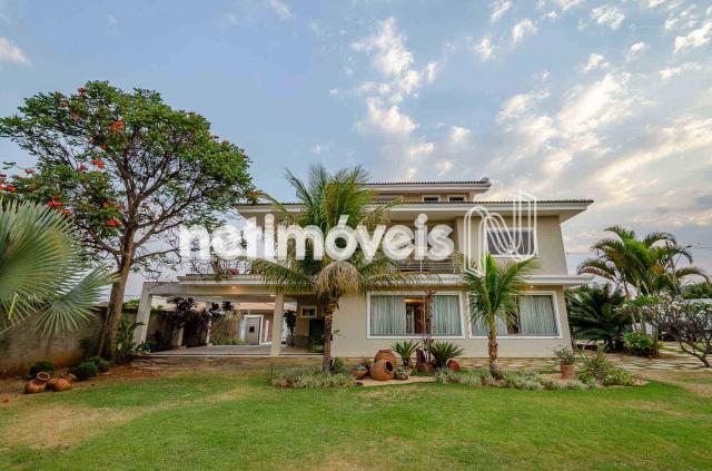 Casa de condomínio à venda com 3 dormitórios em Jardim botânico, Brasília cod:753753
