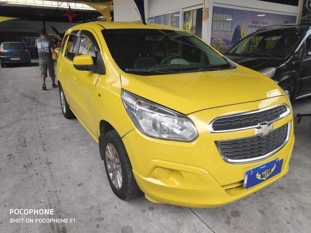 Gm spin lt 1.8 automatica, ex taxi, aprovação imediata, 1° parcela p/90 diasDIAS - Foto 11