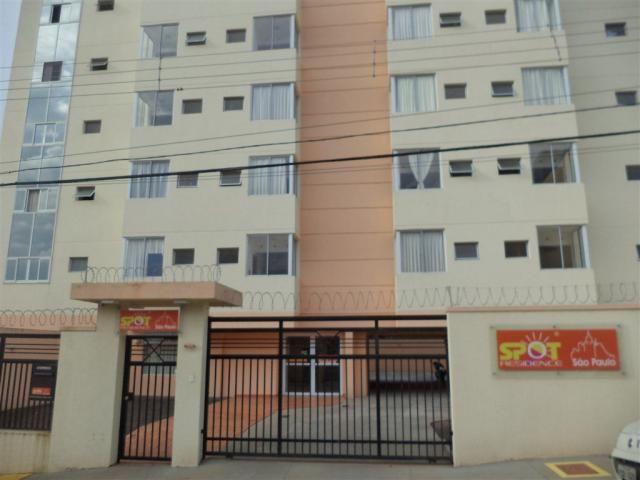 Apartamentos de 1 dormitório(s), Cond. Spot Residence São Paulo cod: 56324