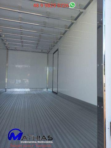 Ref 0981 Baú frigorífico 3/4 gancheira novo a pronta entrega - Foto 4