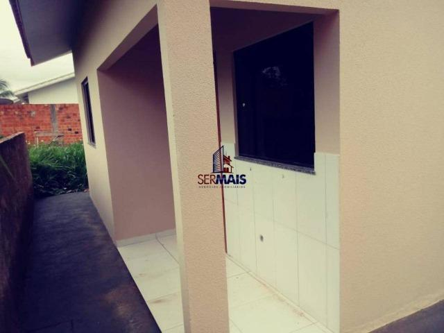 Casa à venda, 56 m² por R$ 120.000 - Copas Verdes - Ji-Paraná/RO - Foto 9
