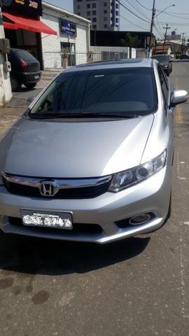 Honda civic 2014 top linha - Foto 2