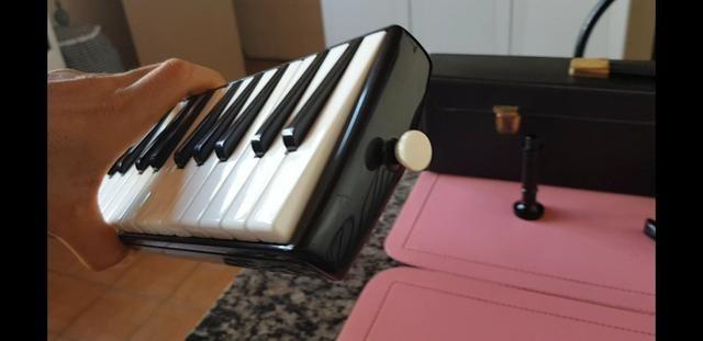 Escaleta Pianica Melódica Hohner Piano 36 - Foto 3