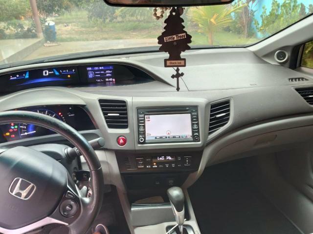 Oportunidade.Honda Civic Exs com teto solar - Foto 3