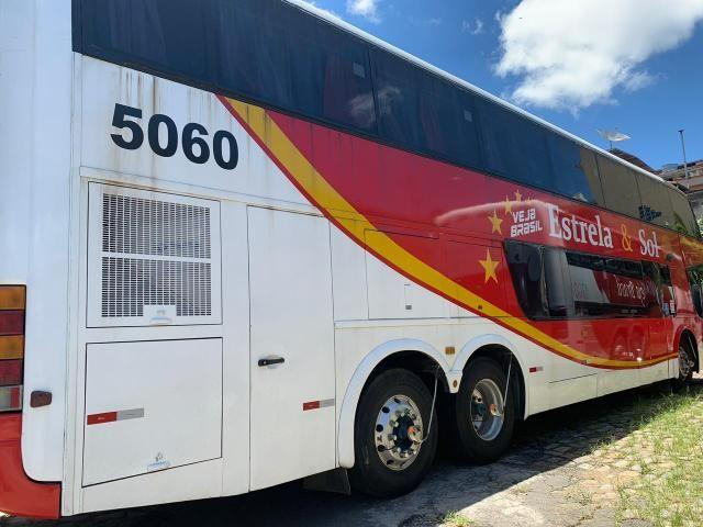 Ônibus DD Scania K113 Impecável - Pronto para viajar e trabalhar! - Foto 18