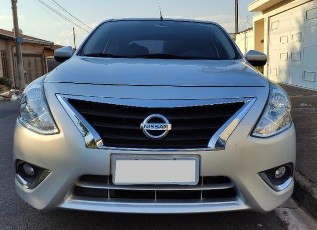 Nissan Versa SV - CVT 1.6 16v - Foto 3