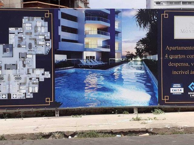 Apartamento no Jóquei Clube 150m² com 04 Quartos, Lazer (MKT)TR65382 - Foto 4