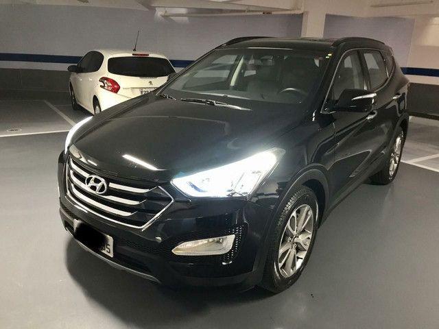 Santa Fé Hyundai Blindado 2014 - Foto 2