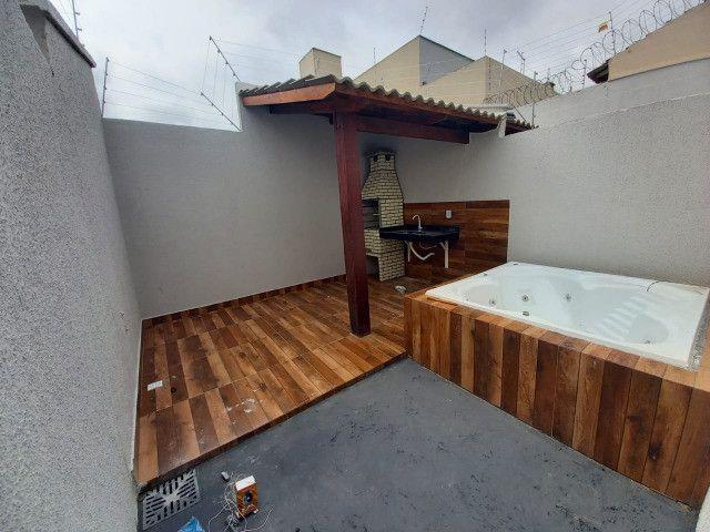 Casa 2 Quartos sendo 1 Suíte, Moinho dos Ventos, Goiânia - GO