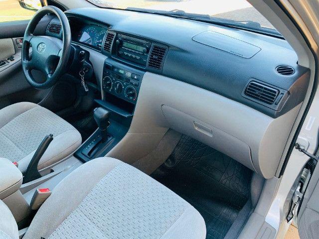 Toyota / Corolla Xei 1.8 Automático (Completo) - Foto 11