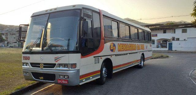 Onibus rodoviario motor dianteiro novo demais - Foto 7