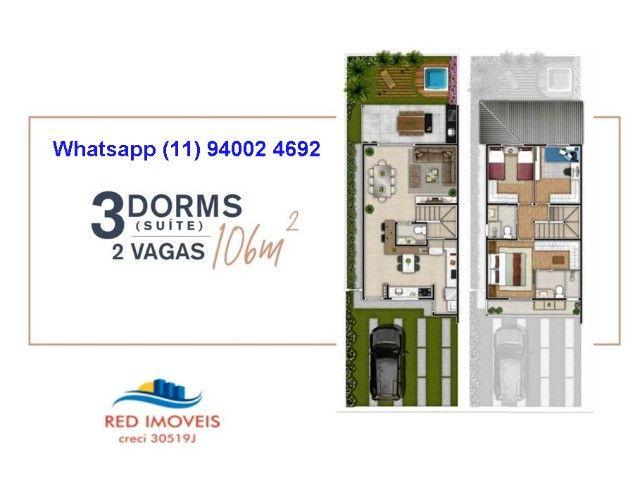 Kaza Jundiai , condominio de casas 2 e 3 dormitórios , lazer completo , entrada parcelada - Foto 19