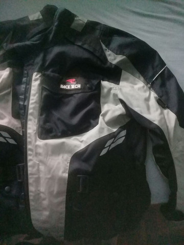 Jaqueta RACE TECH. ( motociclista)