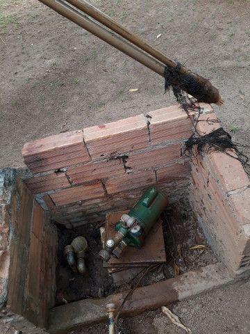 Limpeza e manutenção de Poços artesianos