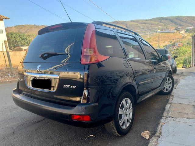 Peugeot 207 1.4 8V Flex 2009 - completa - Foto 2