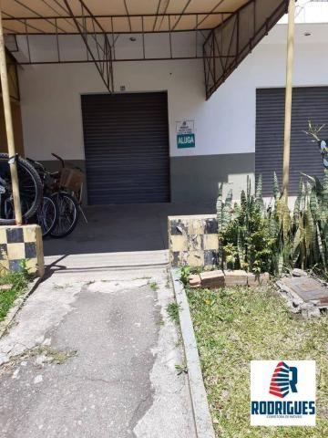 Loja para alugar, 20 m² por R$ 850,00/mês - Cajuru - Curitiba/PR