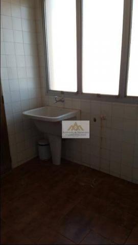 Apartamento com 2 dormitórios para alugar, 75 m² por R$ 1.050/mês - Centro - Ribeirão Pret - Foto 17