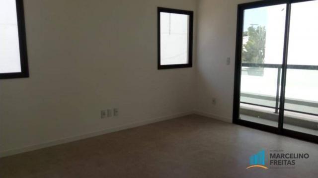 Casa com 3 dormitórios para alugar, 236 m² por R$ 3.609,00/mês - Centro - Eusébio/CE - Foto 17