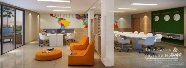 Repasse 130m² Eco Oceania! Apartamento com 3 suítes - Vista mar - Varanda gourmet - Jardim - Foto 6