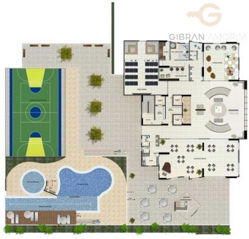 Apartamento à venda com 4 dormitórios em Altiplano cabo branco, João pessoa cod:13630 - Foto 12