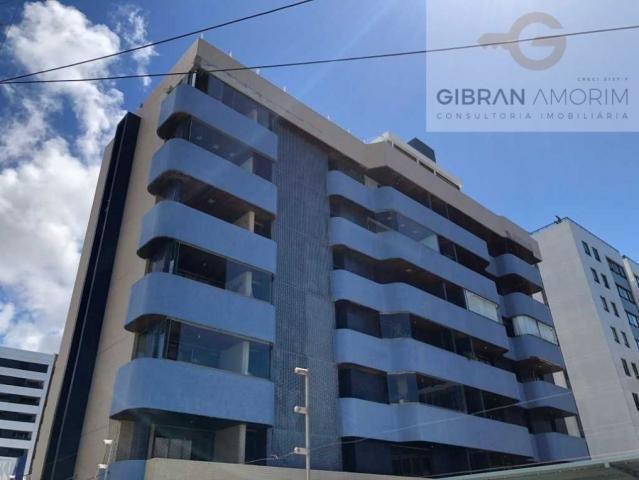 Apartamento à venda com 3 dormitórios em Tambaú, João pessoa cod:13608 - Foto 4