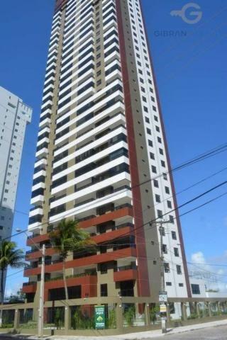 Apartamento à venda com 4 dormitórios em Altiplano cabo branco, João pessoa cod:13630