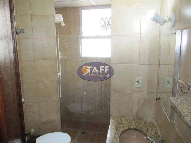 AZ-Apartamento com 3 quartos, 93 m², aluguel por R$ 2.800/mês-Centro-Cabo frio/RJ(AP0651) - Foto 8