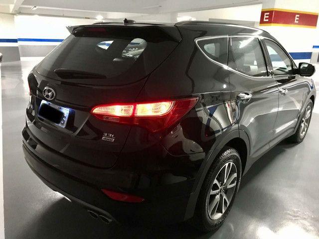 Santa Fé Hyundai Blindado 2014 - Foto 4