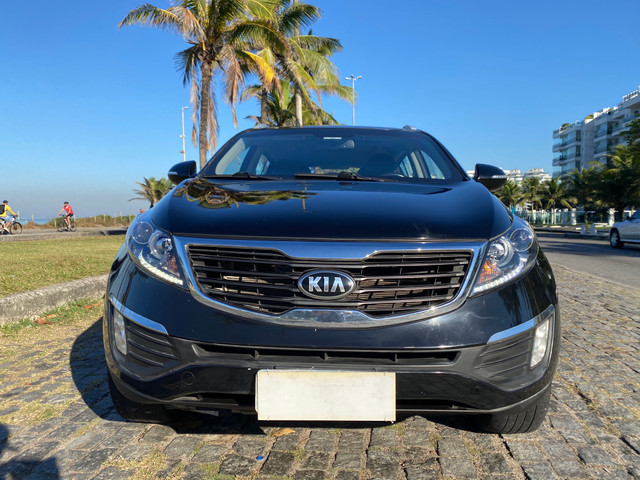 Kia Sportage EX Blindada G5 2015 Único Dono - Foto 3