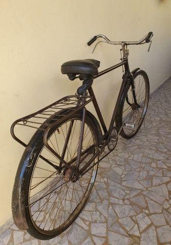 Bicicleta Antiga (colecionador) Anos 50 Aro 28 Royal - Restauração - Foto 3