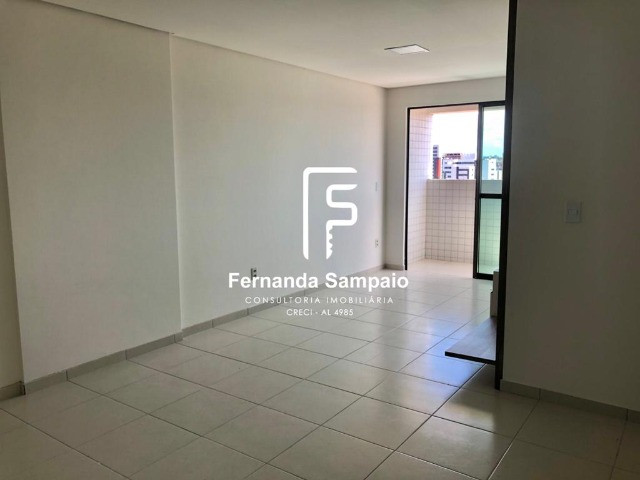 Venda Apartamento 3 Quartos Completo de móveis fixos em Maceió - Foto 3