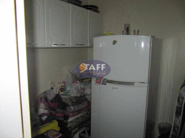 AZ-Apartamento com 3 quartos, 93 m², aluguel por R$ 2.800/mês-Centro-Cabo frio/RJ(AP0651) - Foto 6