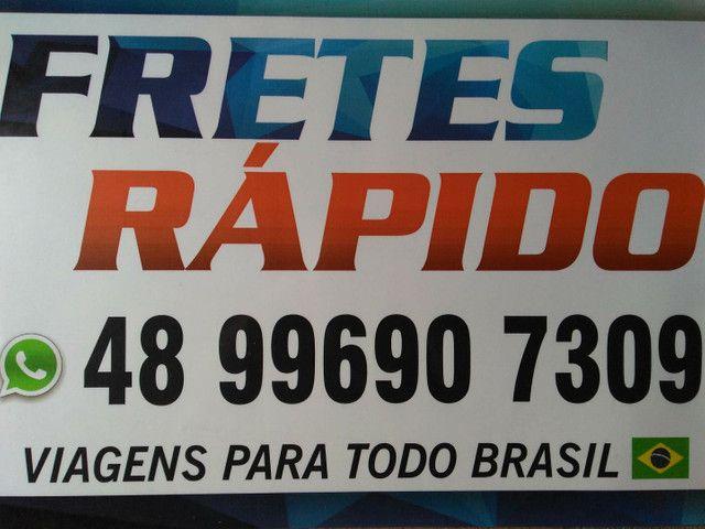 Frete Florianópolis/são Paulo - Foto 2