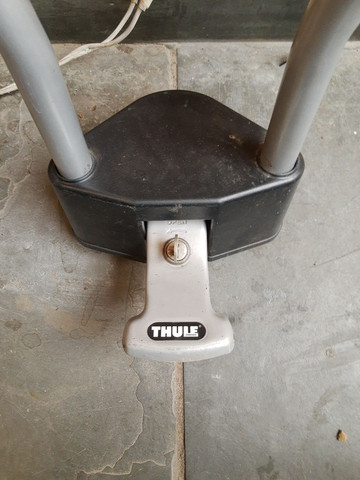 Rack thule <br>Thule Bike Carrier Hang On No Swing - Foto 5