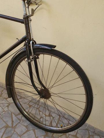 Bicicleta Antiga (colecionador) Anos 50 Aro 28 Royal - Restauração - Foto 4