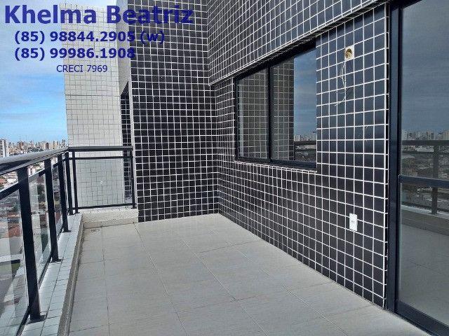 Cobertura, 105m², vista mar, Benfica - Foto 4