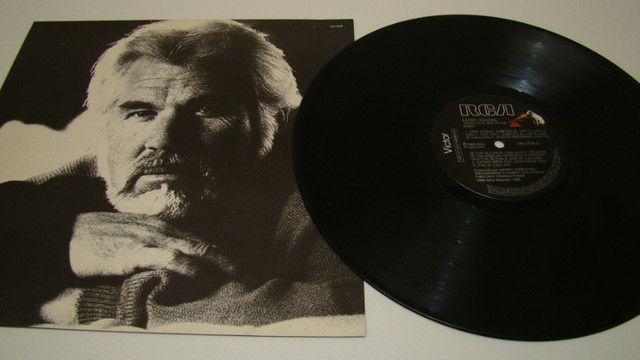 LP Vinil - Kenny Rogers - About Me - 1.983 - 10 músicas - Foto 5