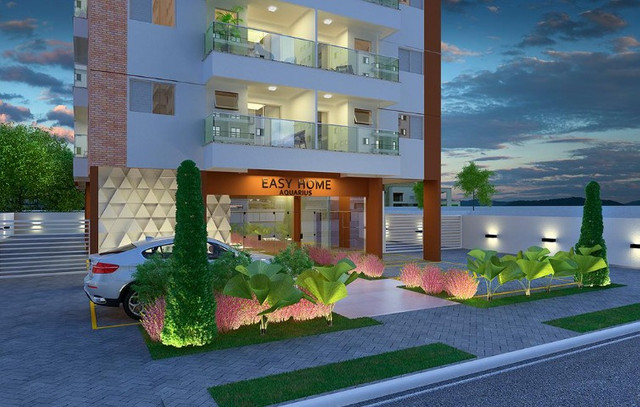 Easy Home 1 dorm varanda Gourmet -J.d Aquarius - Localização Privilegiada - Foto 8