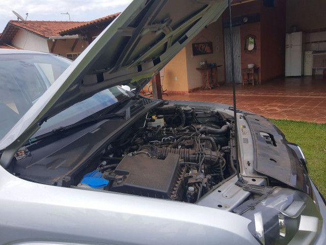 Amarok  2018 trend completa Prata  4x4 automático - Foto 9