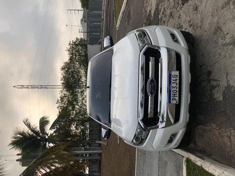 Ford ranger xlt 3.2 cabine dupla 2017/2017 diesel - Foto 18