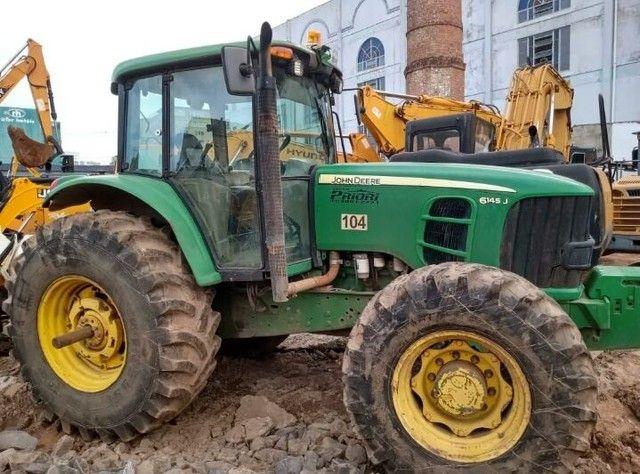 Trator John Deere 6415 4x4 #Parcelamos - Foto 2
