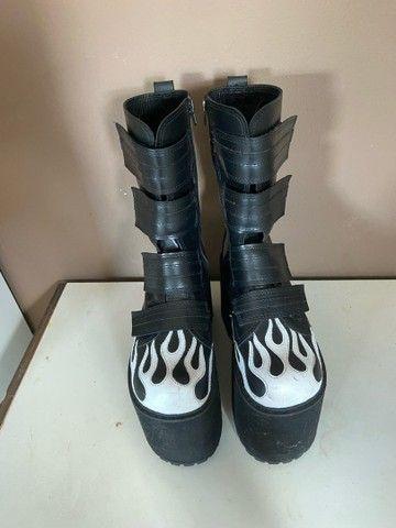 Sapato Vilela boots - Foto 3