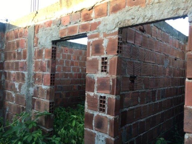 Terreno com casa em construção em ponto de laje  - Foto 15