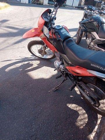 Honda bros es mix flex 2012