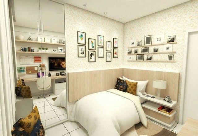 GÊ Apartamento, bairro Jangurussu, 2 dormitórios, 2 banheiros, 1 vaga. - Foto 7
