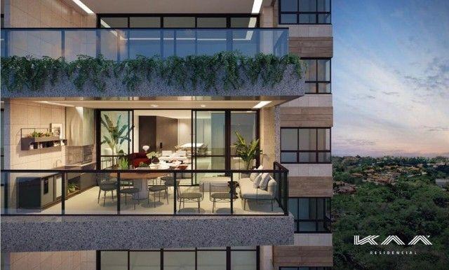 Apartamento para venda Beira Mar com 4 suítes em Jacarecica - Maceió - AL - Foto 8