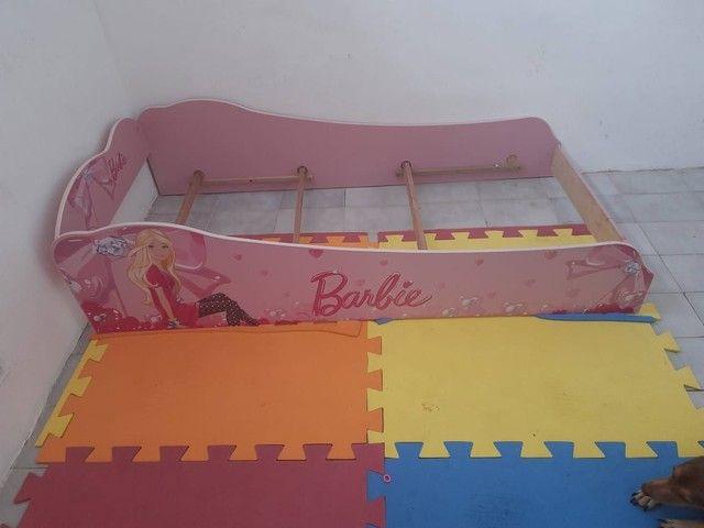 Cama da barbie usada  - Foto 2