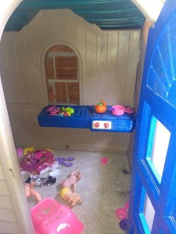 Casa de brinquedo - Foto 2