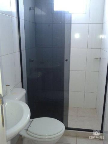 Apartamento à venda com 2 dormitórios em Estrela, Ponta grossa cod:365 - Foto 13